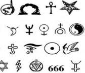 Símbolos satânicos que as pessoas usam e não sabem (Vídeo)