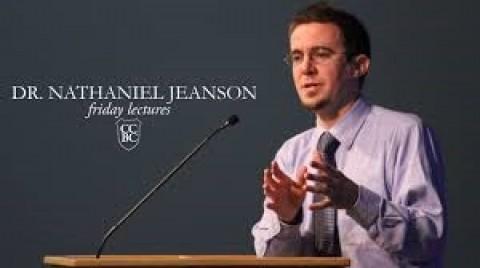 Nathaniel Jeanson, PhD em biologia celular.