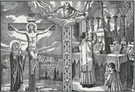 Entendendo cada parte da Santa Missa com relação à Paixão de Cristo