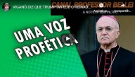 Carta aberta do Arcebispo Carlo Maria Viganó ao Presidente Trump: Trump impede o reinado global de Lúcifer (vídeo)