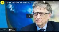 O que esconde Bill Gates? As verdadeiras intenções (vídeo)