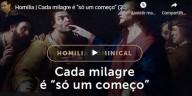 """Cada milagre é """"só um começo"""" – Pe. Paulo Ricardo (vídeo)"""