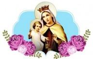 Novena à Nossa Senhora do Carmo – Festa em 16 de Julho (Pedida por N. Sra para ser rezada em favor das almas do Purgatório)