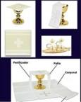 Lista de sacramentais, alimentos e utensílios para as Casas de Reparação