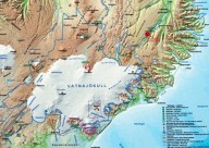 Erupção vulcânica subglacial em Vatnajökull na Islândia desencadeia inundações repentinas e forte cheiro sulfúrico ao longo do rio Skaftá