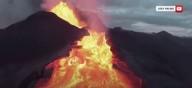Vulcão Kilauea, em erupção no Hawai desde 29 de setembro de 2021