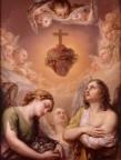 """A invocação ensinada pelo próprio JESUS: """"Coração Divino de JESUS, providenciai..."""""""