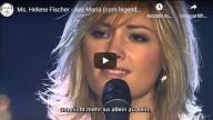 Homenagem a Maria no Dia das Mães: Música Ave Maria (por Helene Fischer)