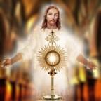A Sagrada Eucaristia - Revelações a Luz de Maria