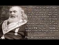 ALBERT PIKE, o maçom satanista que recebeu sob inspiração demoníaca o plano para produzir 3 guerras mundiais e trazer a Nova Ordem Mundial