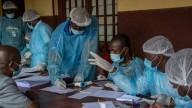 """""""HAVERÁ PESTES"""" (Mt 24,7)     Guiné relata o primeiro caso do vírus Marburg - primo do Ebola - na África Ocidental, quando uma pessoa morre devido a uma doença altamente infecciosa"""