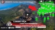 Vulcão Cumbre Viega é sacudido por quase 400 terremotos em 72 horas – ALERTA disparado nas Ilhas Canárias