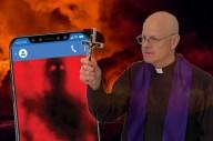 Exorcista fala sobre mensagens SMS enviadas por demônios