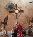 Santa Hóstia assume a forma de bebê não nascido em Guadalajara, México