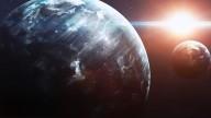 """""""A TERRA SE INCLINARÁ QUANDO DELA SE APROXIMAR O GRANDE"""" (N. Sra de Anguera) -  Cientistas descobriram que existe um nono planeta (vídeo)"""