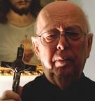 Pe. Gabriele Amorth, exorcista da diocese de Roma.