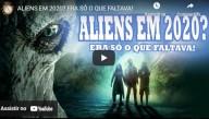 Aliens - O tema que ganhará proporções globais a partir de agora (vídeo)