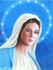 Maria Santificadora: A nenhum de Meus filhinhos que esteja consagrado a Meu Coração Imaculado, o Demônio poderá tocar ou fazer dano, porque eles e suas famílias são propriedade Minha (15-07-2021)