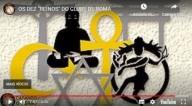 """""""OS DEZ CHIFRES QUE VISTE SÃO DEZ REIS..."""" (Ap 17, 12) – Os dez """"reinos"""" do Clube de Roma (vídeo)"""
