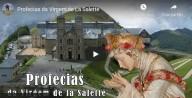 Era o dia 19 de setembro de 1846. Nossa Senhora aparece em La Salette.