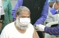 Ministro da Saúde de Haryana (Índia) que tomou a vacina Covid 19 está em estado crítico