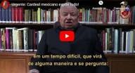 """""""... FIZ-ME ACASO VOSSO INIMIGO DIZENDO A VERDADE?"""" (Gl. 4, 16)   Cardeal é censurado nas redes após publicar vídeo com denúncias sobre Pandemia"""