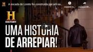 A Escada de Loreto (vídeo)