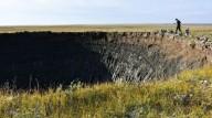 O mistério das crateras que explodem na Sibéria