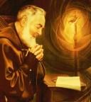 Frei Pio de Pietrelcina: Não esqueçais que a oração do Santo Rosário é a arma espiritual mais poderosa com que o Céu vos presenteou para derrotar o Maligno e suas hostes do mal (21-07-2021)