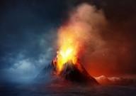 Elevação da atividade vulcânica ao redor do mundo: várias erupções ejetando a mais de 45.000 pés com efeito de resfriamento direto