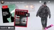 Extremos de temperatura no planeta: um dos indícios de estar ocorrendo a inversão do campo magnético da Terra? (vídeo)