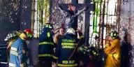 Igreja sofre incêndio devastador, mas Hóstia Consagrada permanece intacta