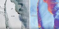 O que está acontecendo na Antártida? (Vídeo)