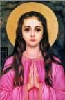 Santa Filomena (Padroeira do Rosário e dos Filhos de Maria)