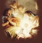 Jesus, o Menino de Belém: Filhos Meus, reuni-vos espiritualmente em torno do presépio e louvai a Glória de Deus, que se manifesta a vós na ternura e humildade do Menino de Belém (25-12-2020)
