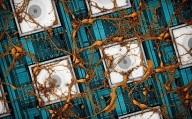 """""""O REINO DO FERRO MISTURADO COM O BARRO"""" (Daniel 2, 28-44)  -  Cientistas de Harvard e da Samsung trabalham para copiar e colar cérebro humano em chip"""