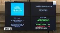 Aborto Legal na Argentina: Senado converte em lei a Interrupção Voluntária da Gravidez